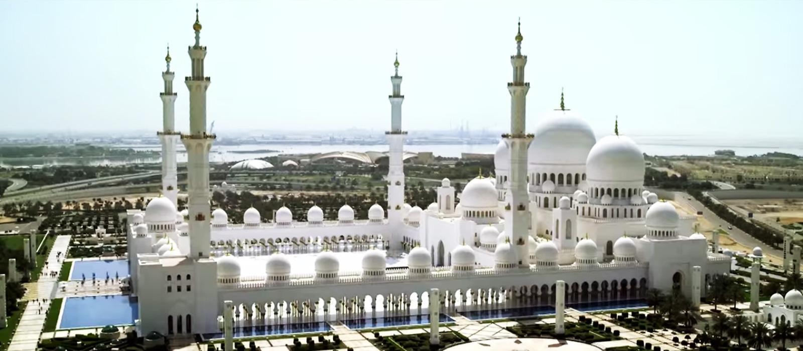 Абу-Даби - Объединенные Арабские Эмираты из Екатеринбурга