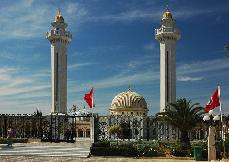Тунис из Екатеринбурга, Монастир