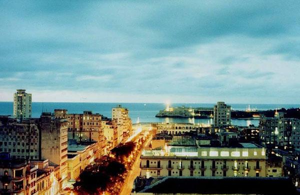 Ночная экскурсия по Гаване