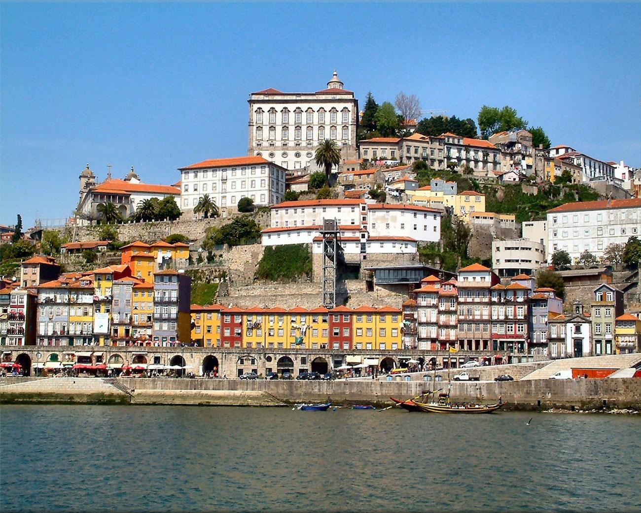 Португалия из Екатеринбурга