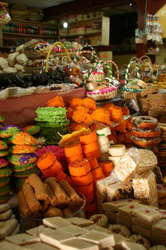 Мексиканские сладости